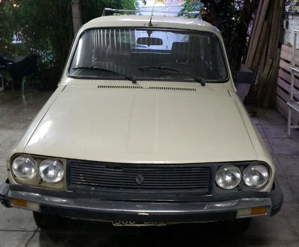Renault 12 TS Break