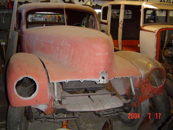 Hudson 1947 Coupé