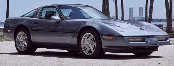 Chevrolet Corvette Coupé 1990