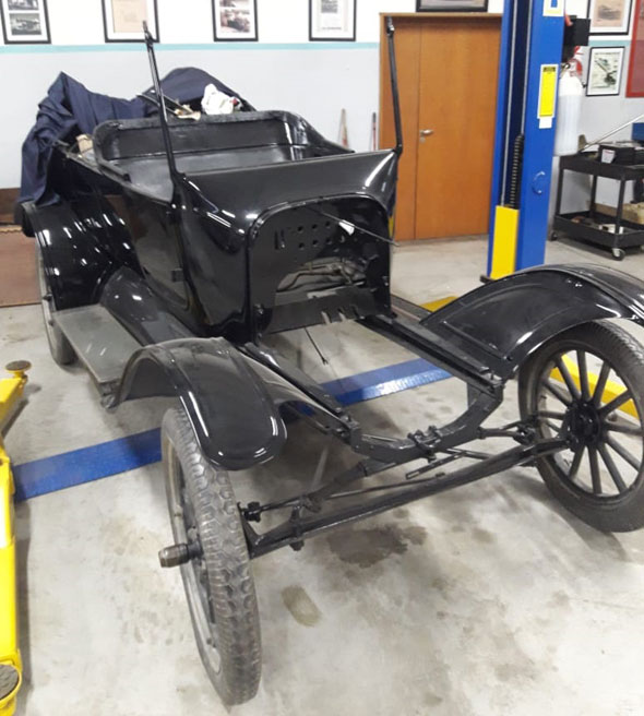 Ford T 1923