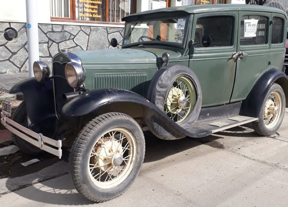 Ford A 1931