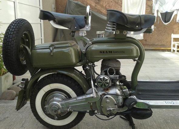 Siambretta 125D 1956