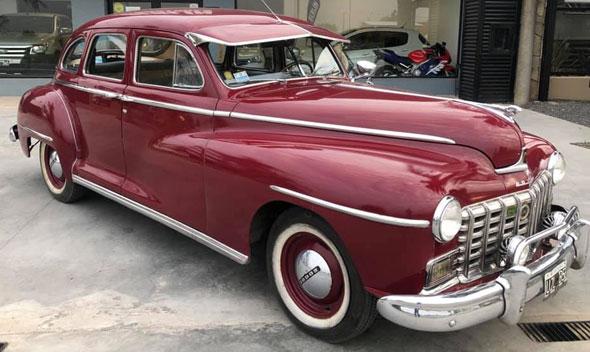 Dodge 1948 Deluxe Fluid Drive