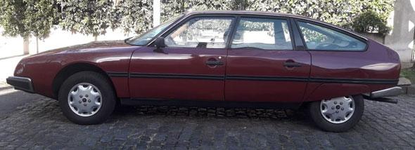 Citroen CX Reflex 1981