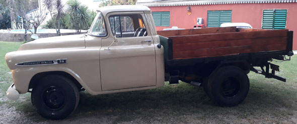 Chevrolet Apache Viking 1959