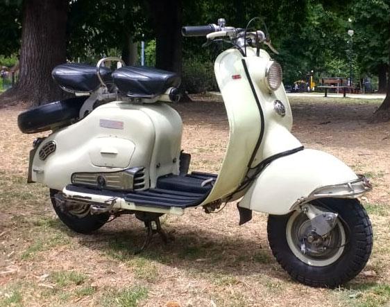 Siambretta LD 125 1957