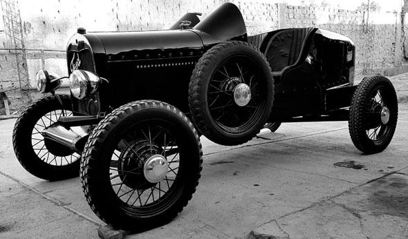 Ford A 1928 Baquet