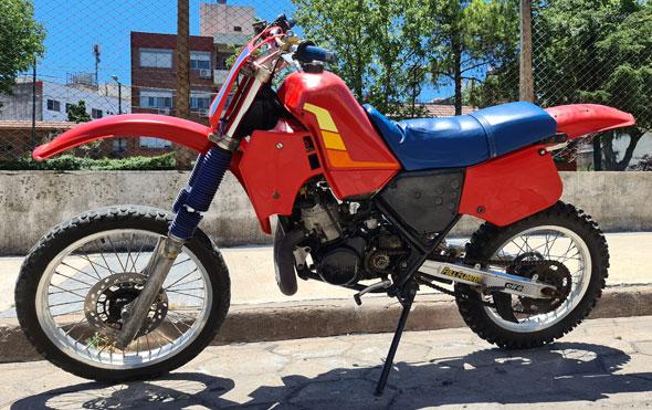 Suzuki RH 250 X