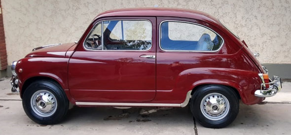 Fiat 600 E 1967