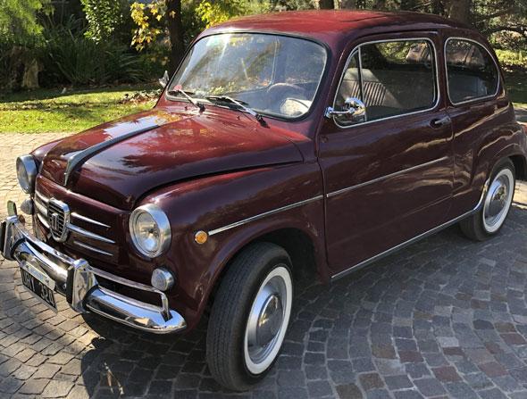 Fiat 600 E 1965