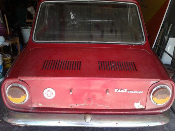 Fiat Coupé 770 Vignale