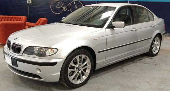 BMW Serie 3 2.5 325i Security (2003)