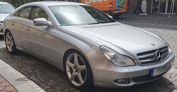 Mercedes Benz CLS 350 CGI 2008