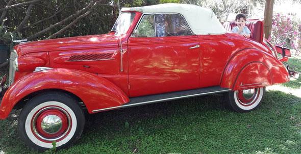 Chevrolet 1937 Cabriolet