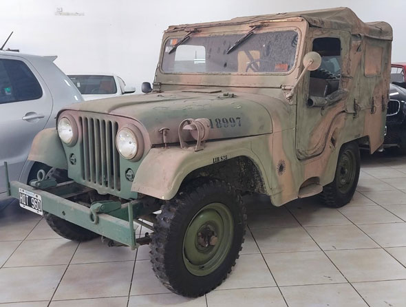 IKA Jeep 4x4