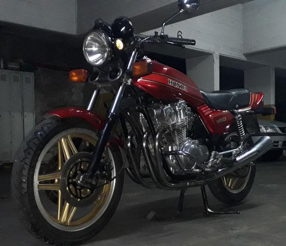Honda CB 900 Boldor