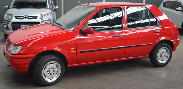 Ford Fiesta CLX D