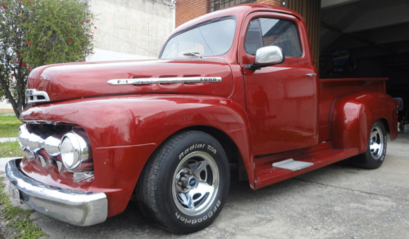 Ford F1 1951 Pick Up