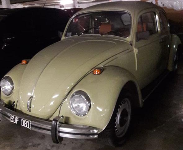 Volkswagen Escarabajo Fusca 1300 L