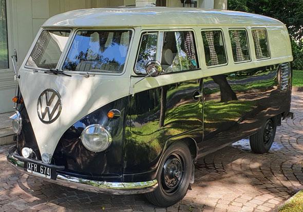 Volkswagen Kombi Split 1958 (Alemana)