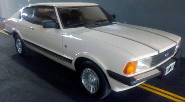 Ford Taunus SP Coupé