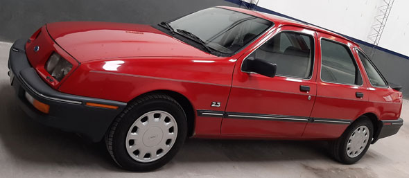 Ford Sierra Ghia