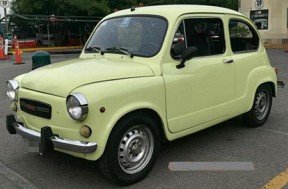 Fiat 600S 1977