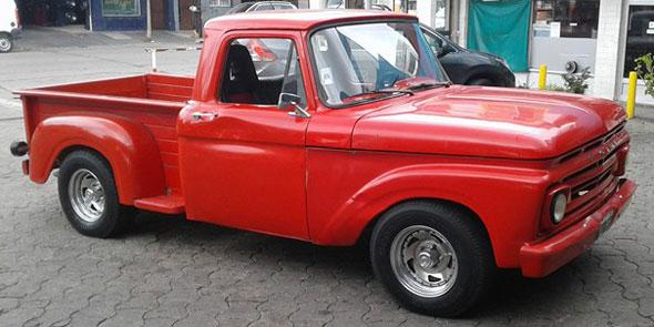 Ford 1966 Twin Bean