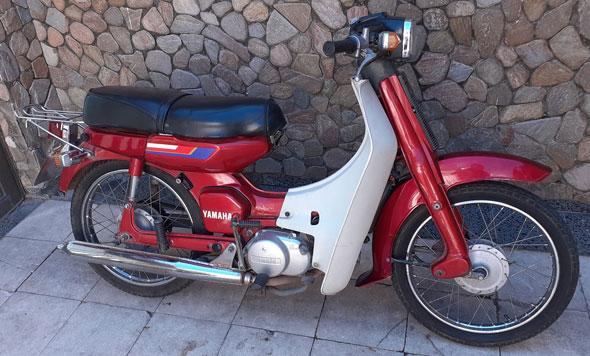 Yamaha V80