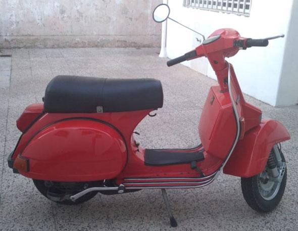 Vespa PX 150 Elestart