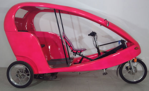 Velotaxi Taxi Pedales Turismo