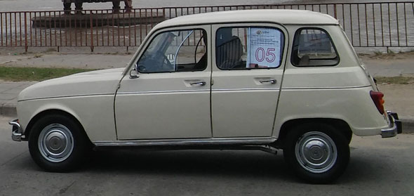Renault 1964
