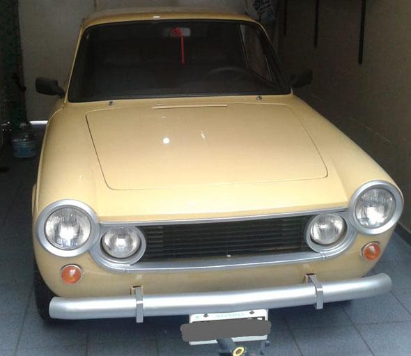 Fiat Coupé 1600 Sport 1971