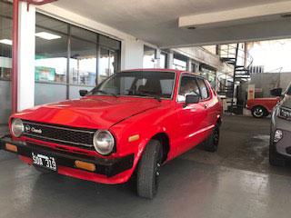 Daihatsu Charade Coupé G10 1981