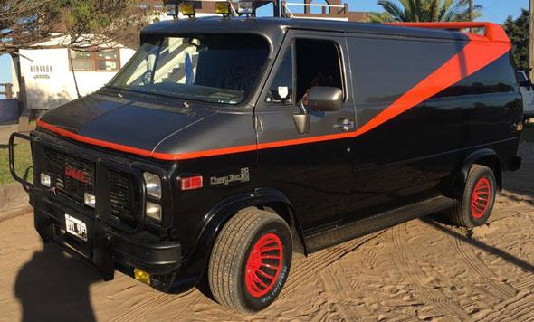 GMC Chevy Van G20