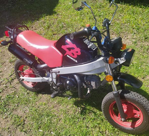 Honda ZB
