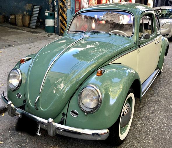 Volkswagen 1500 Fusca