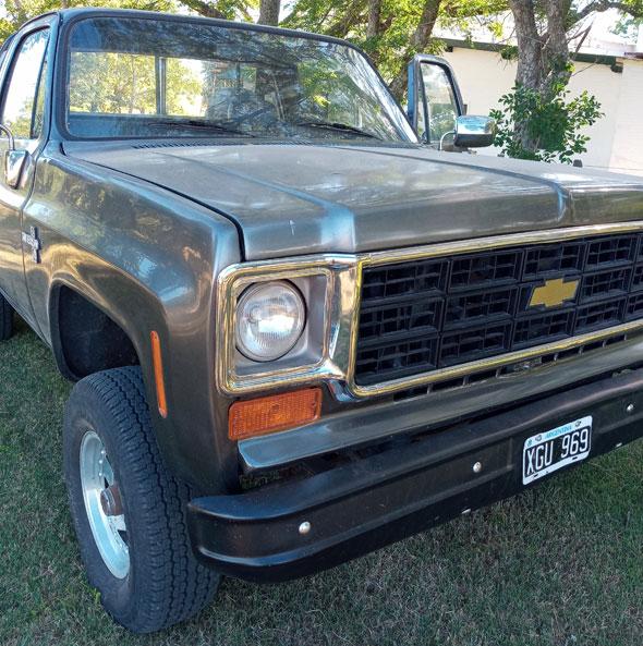 Chevrolet K20 4x4