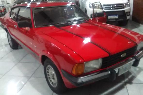 Ford Taunus GT/SP