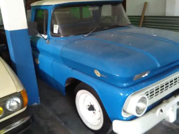 Chevrolet C10 1964 Diesel