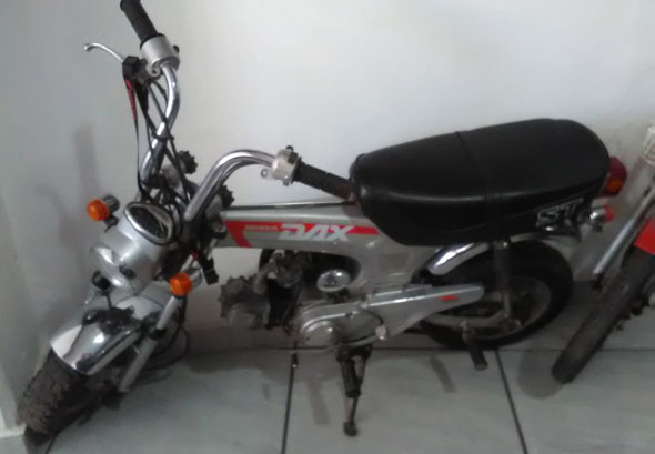 Honda Dax 1992