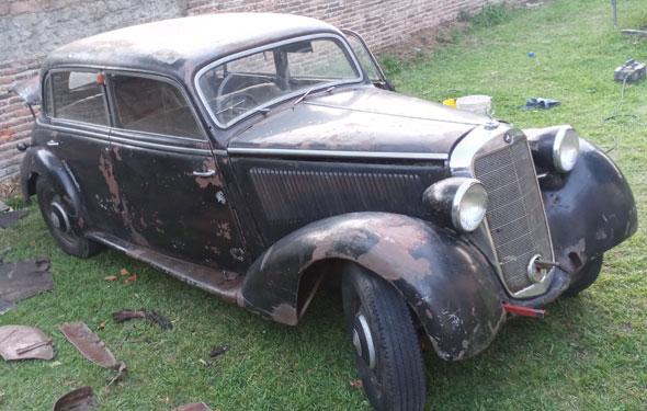 Mercedes Benz W153 1939