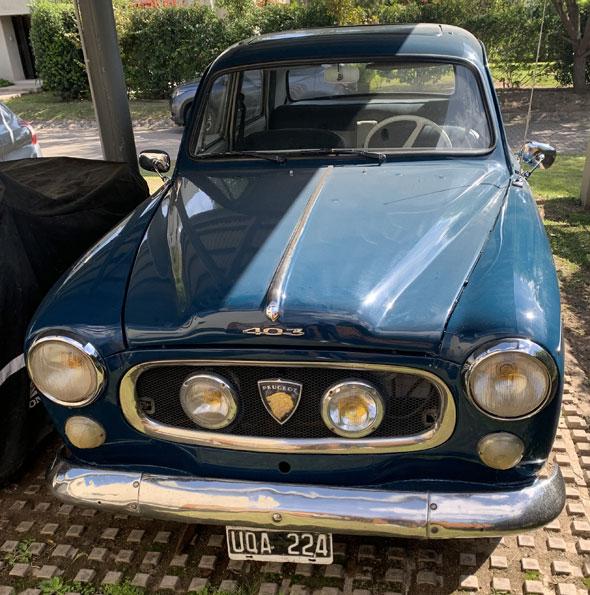 Peugeot 1961
