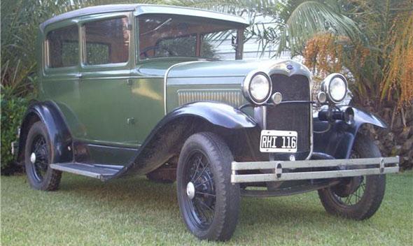 Ford A Sedán