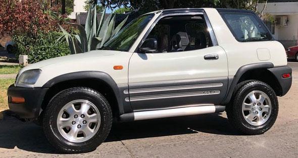 Toyota Rav4 2.0 16v 4x4