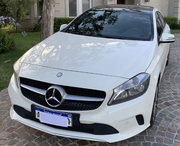 Mercedes Benz A200 B Efficiency Thermotronic