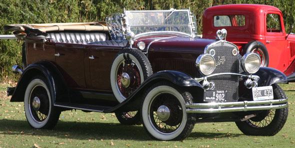 Desoto Doble Phaeton 1929