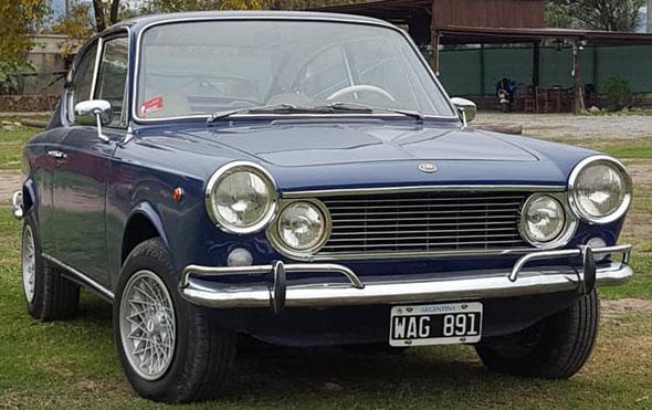 Fiat 1600 Sport