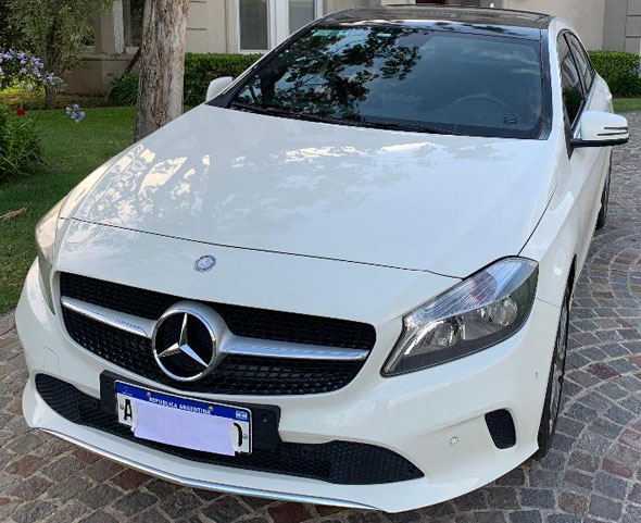 Mercedes Benz A200 B Efficiency