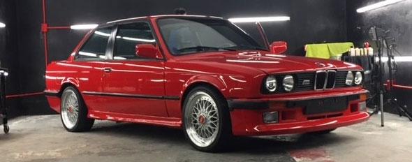BMW 325 IX 1986